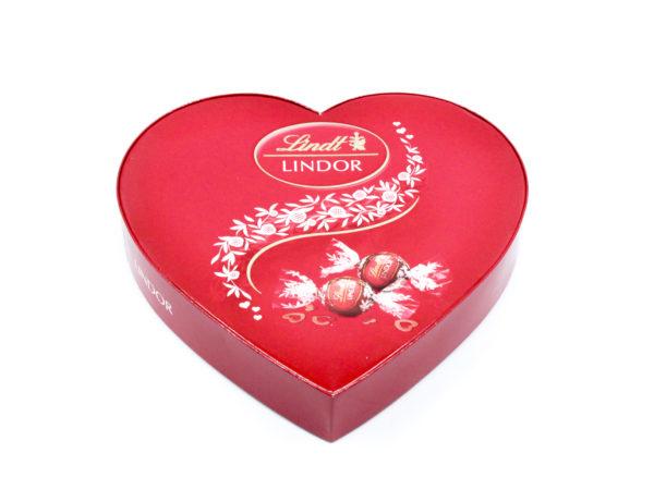 Lindt Lindor Heart Box