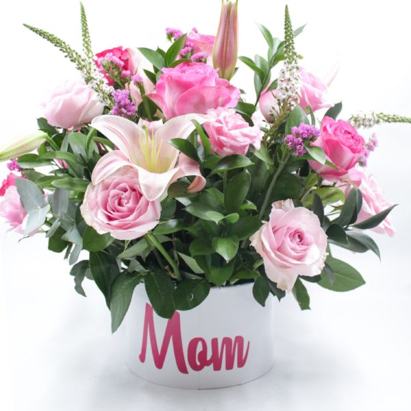 Hatbox for Mom